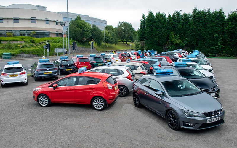 used cars stoke