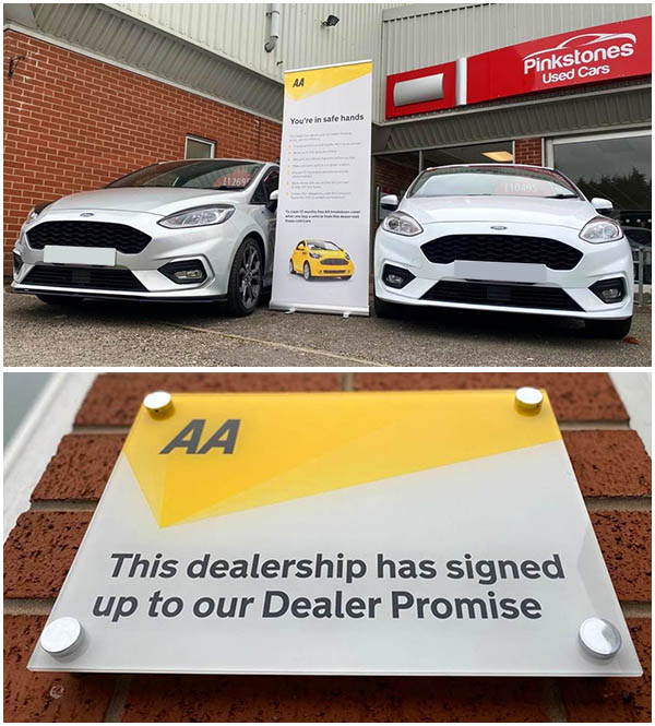 AA Cars Gold Standard Used Car Dealer